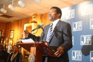 Harold Jackson/JSU Athletics Media