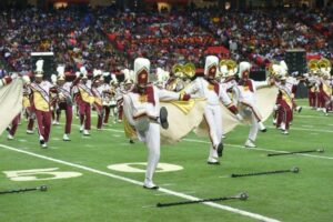 Bethune-Cookman returned to the 2016 HBOB for the 11th time (PRNewsFoto/Honda)
