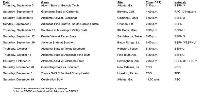 saturday football tv schedule 2015 ncaaf schedule