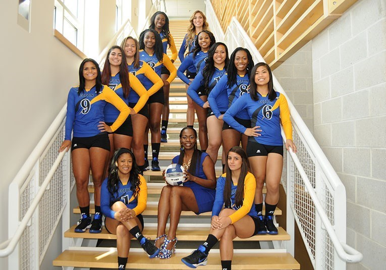 Watch: Coppin State Volleyball Team Unveils New 'Fresh And ...