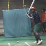 Watch: FAMU Baseball Takes Advantage Of Rain Delay
