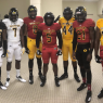 Grambling State unveils its new Adidas football uniforms